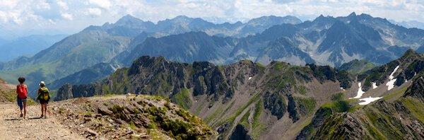 French Pyrenees Pic du Midi