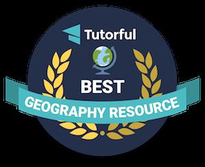 Tutorful Award Best Geography Resource: Kids World Travel Guide