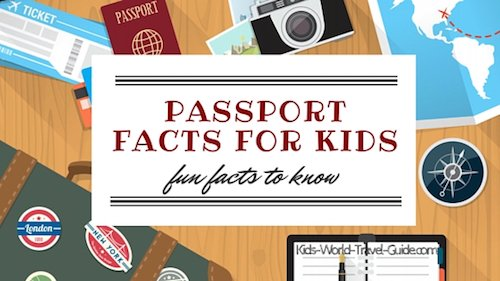 Passport Facts for Kids