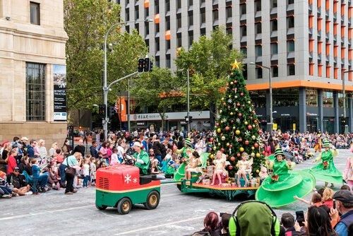 Adelaide Christmas parade - image: amphora_au/shutterstock.com