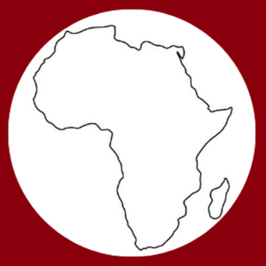 Africa map icon - Kids World Travel Guide