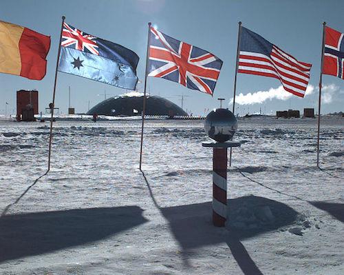Antarctica South Pole