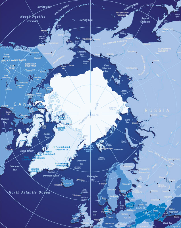 Arctic Ocean Facts for Kids | World Oceans | Facts for Kids | Geography