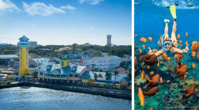 Facts about the Bahamas: Nassau and Diving - Kids World Travel Guide tells you all about the Caribbean island