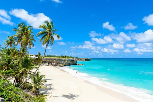 Barbados Beach image by Simon Dannhauer