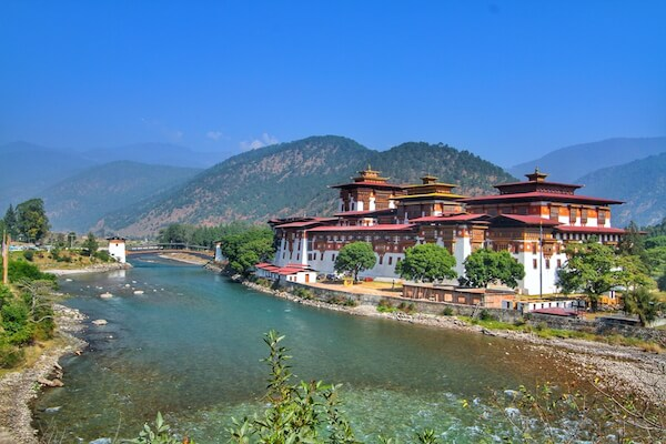 Bhutan's Punakha Dzong: Palace of Great Happiness