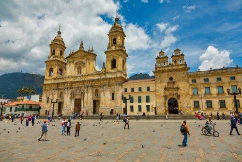 Bogota - image by Truba 7113