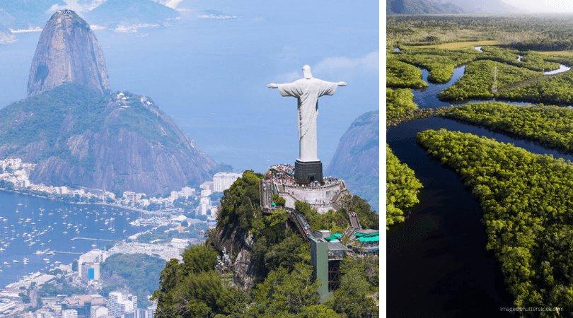 Brazil images: Rio de Janeiro - Amazonas