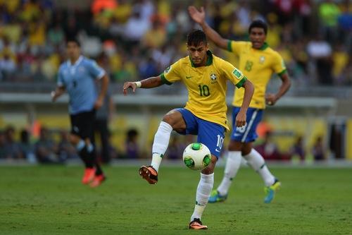 soccer in brasil