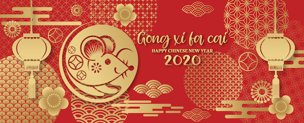 Chinese New Year - 2019 - Year of the Rat