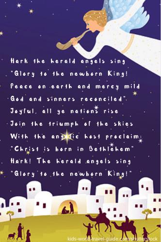 Poems for Kids: Christmas