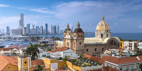 Cartagena in Chile