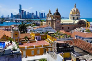 Cartagena in Colombia