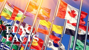 Flag Facts for Kids by Kids World Travel Guide