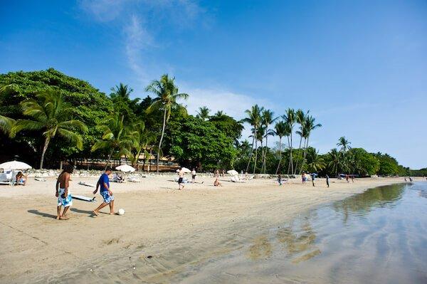 Costa Rica Tamarindo Beach image by Max Herman/shutterstock.com