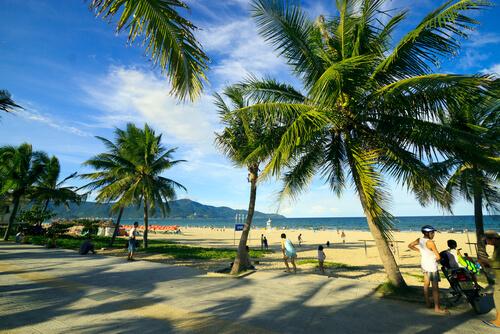 Danang Beach MyKhe by John Bill/shutterstock.com