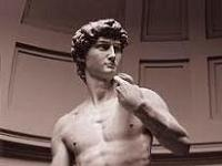 David sculpture by Michelangelo
