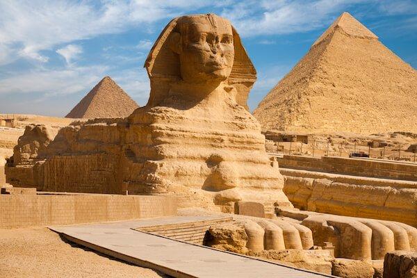 xegypt giza sphinx