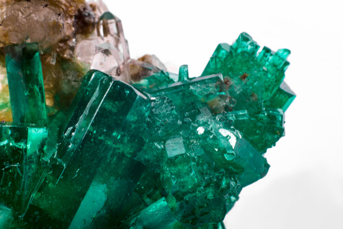 Emerald: raw and uncut