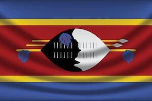 Eswatini flag - Swaziland flag