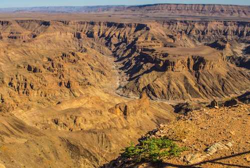 Fish River Canyon in Namibia - image Shutterstock.com