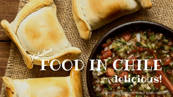 Food Facts for Kids: Chile
