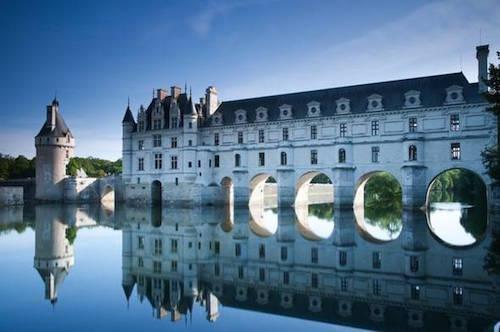 France Landmark Chateau de Chennonceau