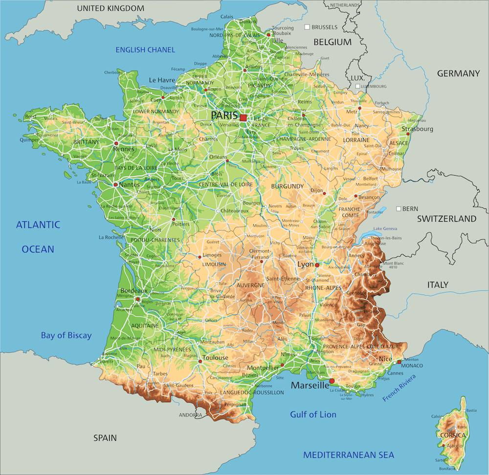 France Facts For Kids Facts About France France For Kids Travel