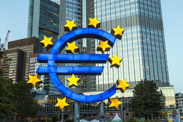 Eurosign in Frankfurt am Main/Germany