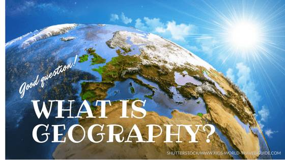 photograph regarding Were Moving Up to Kindergarten Printable Lyrics titled Geography for Children What is Geography? Geography Info