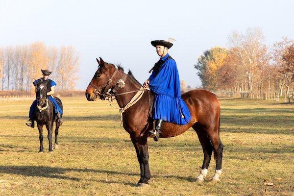 Hungarian Puszta Herdsman - image by Herman Artusch/shutterstock.com
