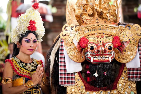 Balinese dancer - image by magicinfoto/shutterstock.com