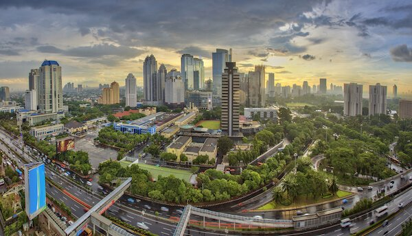 Jakarta is the capital city of Indonesia