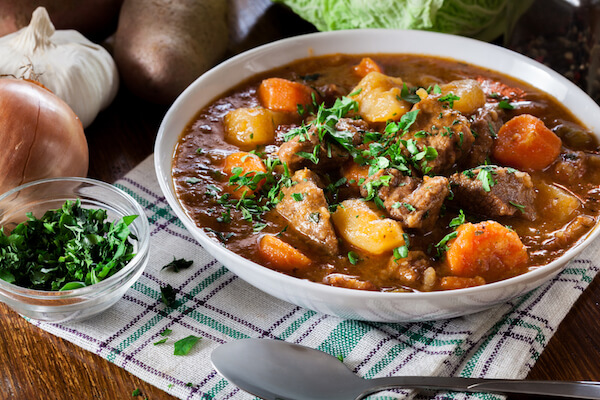 Typical Irish Stew
