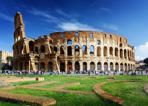 Italy Landmarks Italy Attractions For Kids Geography