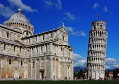 Italy Facts: Leaning Tower of Pisa