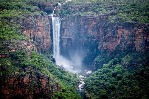 Jim Jim Falls Australia