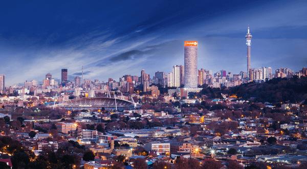 Johannesburg Skyline - image by Greg Da Silva/shutterstock.com