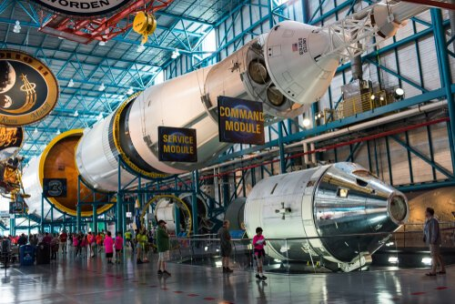 Kennedy Space Centre by Michael Gordon