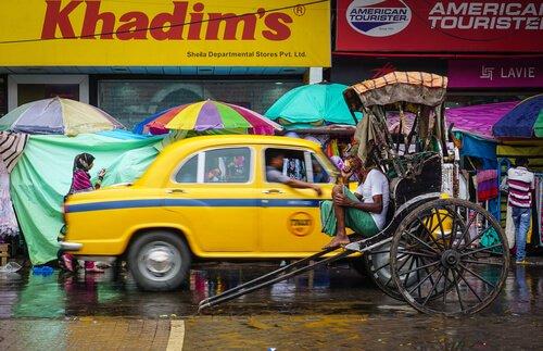 Kolkata - image by Phung D Nguyen/shutterstock.com