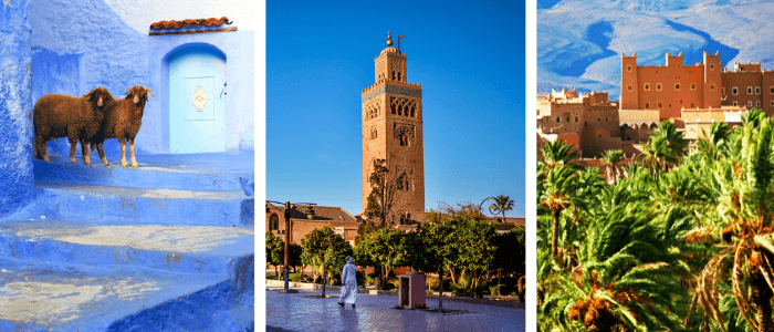 Morocco Facts: Chefchaouen, Marrakech, Atlas Mountains