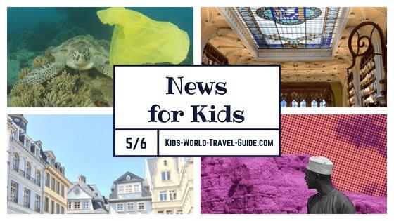 Noticias Para Niños Geografia Moderna