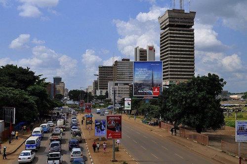 Lusaka in Zambia - image by Zambiatourism