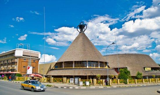Maseru Basotho Hat - image by Unsullied Bokeh/shutterstock.com