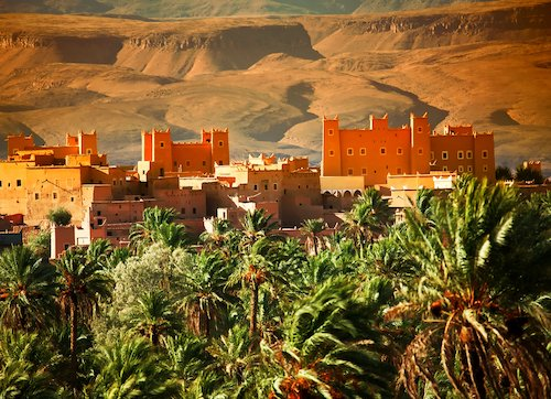 Morocco Atlas Mountains