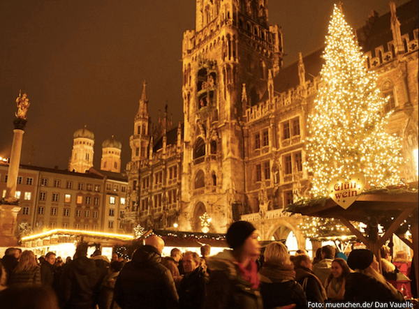 Munich Christmas Market - image by Dan Vauelle/muenchen.de