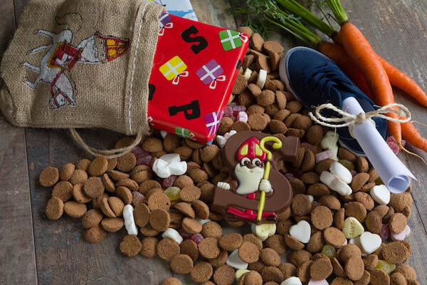 Pepernooten - popular cookies at Sinterklaas