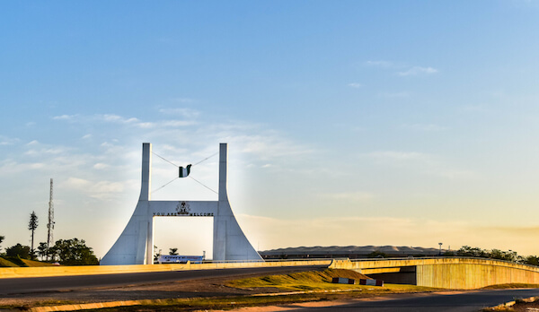 Abuja Gate by RedConfidential/shutterstock.com