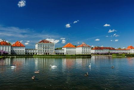 Nymphenburg Palace Munich, image by f9photos
