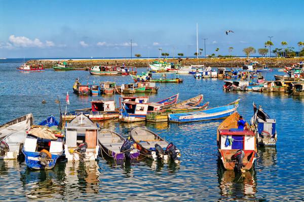 Panama Fishing boats - image by Miloz Maslanka/shutterstock.com